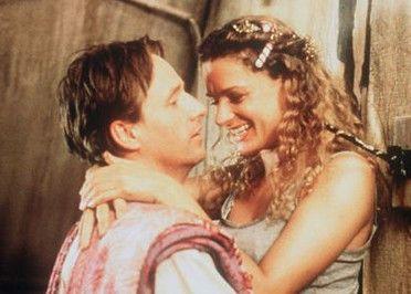 Ich will doch nur ein wenig Liebe! Linus Roache  und Victoria Hill