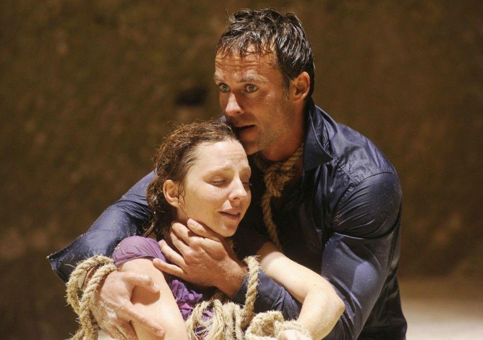 Wir werden es schaffen! Felicia (Katharina Schüttler) und Gregor Gropius (Marco Girnth)