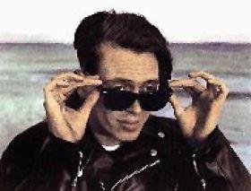 Nach der heißen Nacht brauch' ich heute aber eine  Sonnenbrille! Steve Buscemi