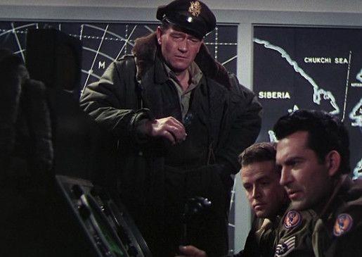 Ein mutiger Mann! John Wayne als Colonel Shannon