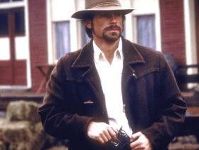 Ich muss eben nachladen! Rob Lowe als Jesse James