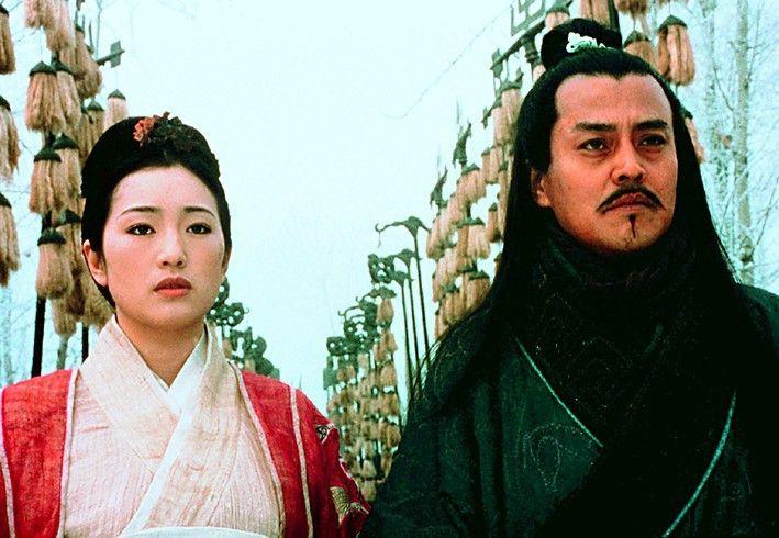 Wird die Konkubine ihren Kaiser verraten? Gong Li  und Li Xuejian