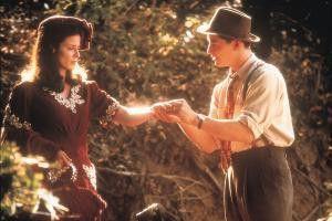 Ich küsse ihre Hand, Madame! Keanu Reeves und  Aitana Sánchez-Gijón