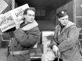 Ich passe schon auf! James Cagney (r.) und Edward Woods