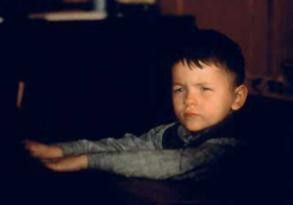 Überzeugend: Anthony Borrows als Liam