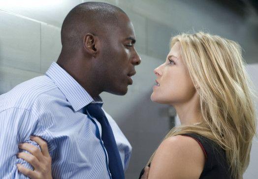 Er will nur seine Ruhe! Ali Larter bedrängt Idris Elba