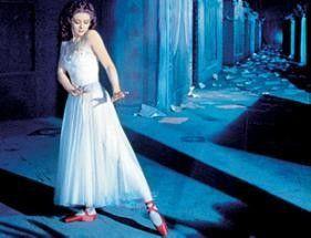 Tanzen bis zum Umfallen: Moira Shearer als Vicky Page