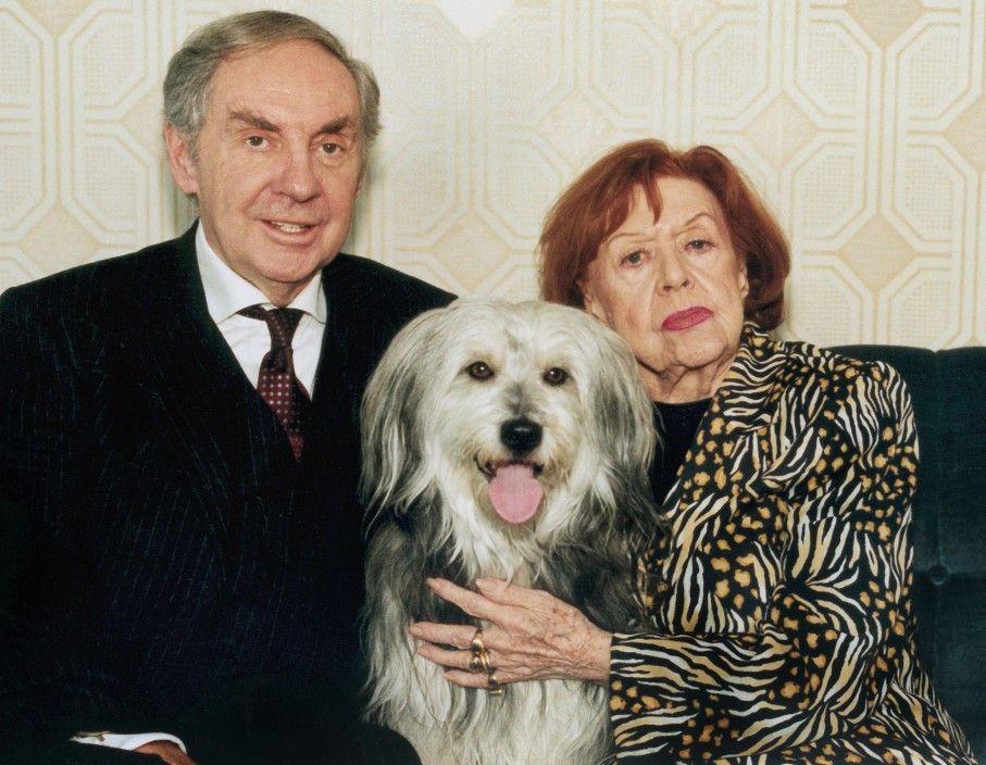 Zwei Große in ihren letzten Rollen: Harald Juhnke und Brigitte Mira