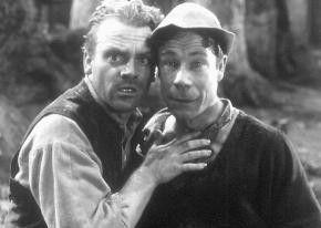James Cagney und Joe E. Brown in der klassischen Shakespeare-Adaption