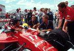 Vorbereitung zum großen Rennen: Sylvester Stallone  gibt letzte Anweisungen