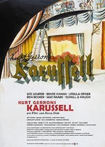 Kurt Gerrons Karussell - der Film erinnert an den  bedeutenden Künstler Kurt Gerron