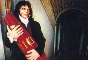 Ach, könnt ich doch nur Geige spielen... - Klaus  Kinski als Geigenvirtuose Paganini