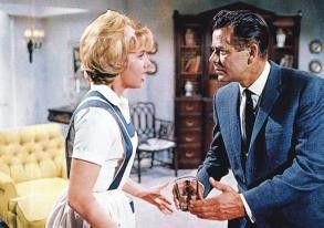 Sind sie immer so grantig? Shirley Jones und Glenn Ford