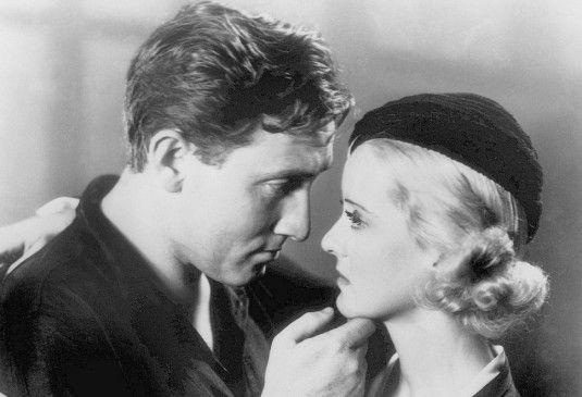 Ich nehme die Schuld auf mich, mein Schatz! Spencer Tracy mit Bette Davis