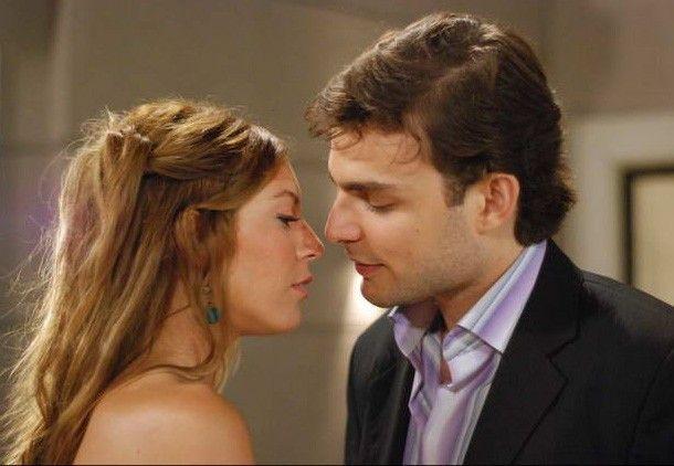 Jasemin (Sinem Kobal) und  Ali (Mehmet Aslan) lieben sich