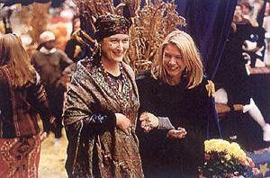 Bald geht's dir wieder besser!  Renée Zellweger  (r.) will Meryl Streep aufheitern