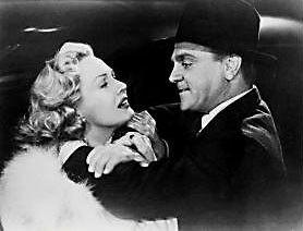 Nein, ich sage nicht, wer mir den Pelz geklaut hat  - Virginia Mayo und James Cagney