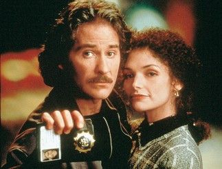 Ich bin Polizist! Kevin Kline mit Mary Elizabeth Mastrantonio
