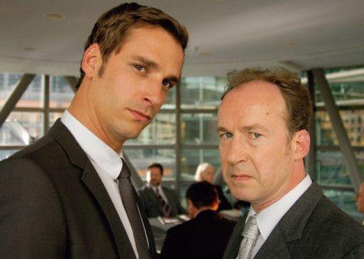 Können aus Feinden Freunde werden? Ulrich Noethen (r.) und Max von Thun
