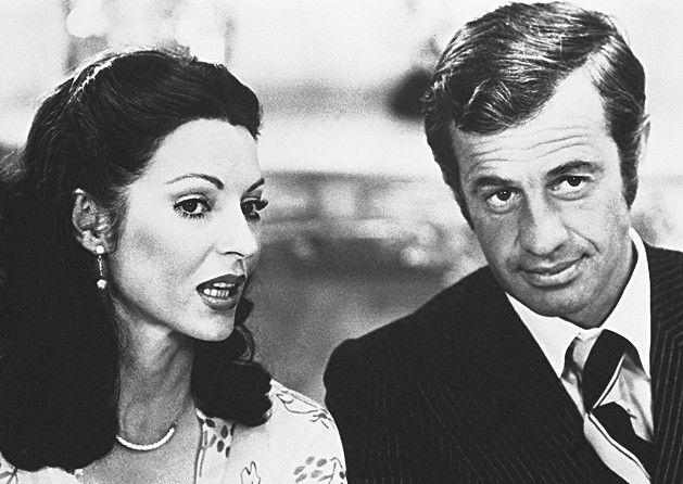Schade, dass du nicht reich bist! Jean-Paul Belmondo und Marie-France Pisier
