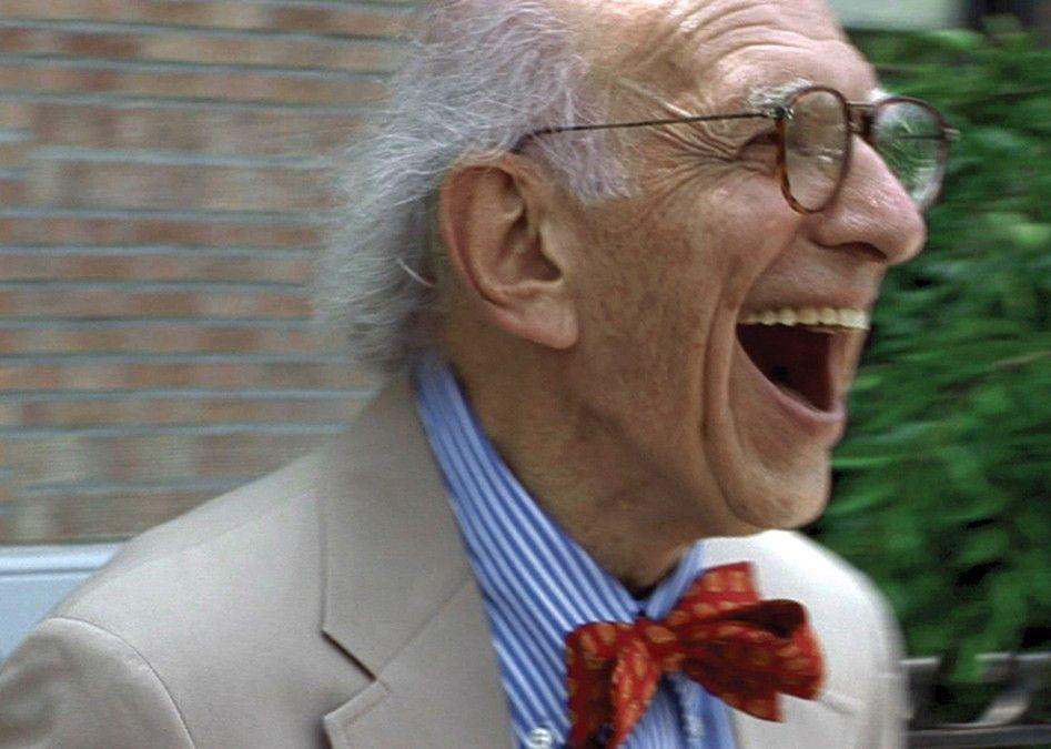 Spaßmacher der besonderen Art: Nobelpreisträger Eric Kandel