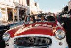 Das Auto gab dem Film den Titel: das 32er Ford  Deuce Coupé sorgt für Aufsehen