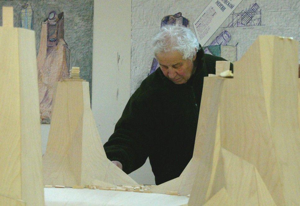 Der Künstler und sein Werk: Ilya Kabakov und seine utopische Stadt