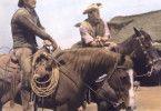 Weit und breit kein Saloon in Sicht! Kirk Douglas (l.) und Rock Hudson