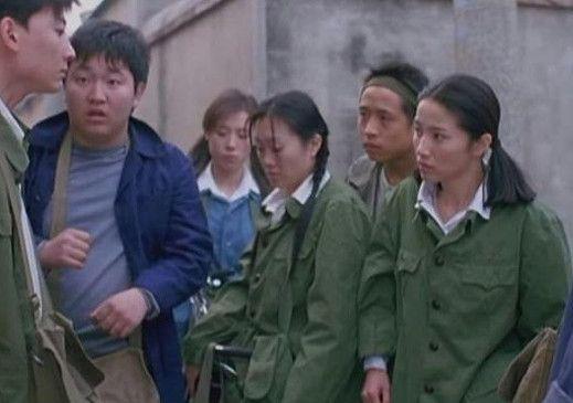 Was willst du denn? Yan Bingyan (r.) als Qian Yehong