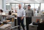 """Im Jahr 2001 erhält Walter """"Robby"""" Robinson (Michael Keaton), der Leiter des Investigativteams """"Spotlight"""" des Boston Globe, einen besonderen Auftrag."""