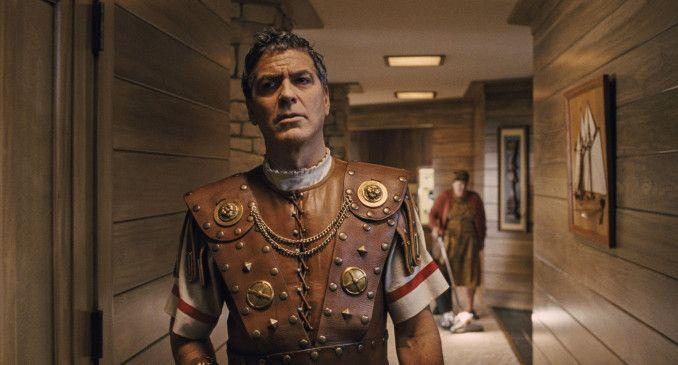 Baird Whitlock (George Clooney) wird während der Dreharbeiten zu einem neuen Großprojekt unter mysteriösen Umständen entführt.