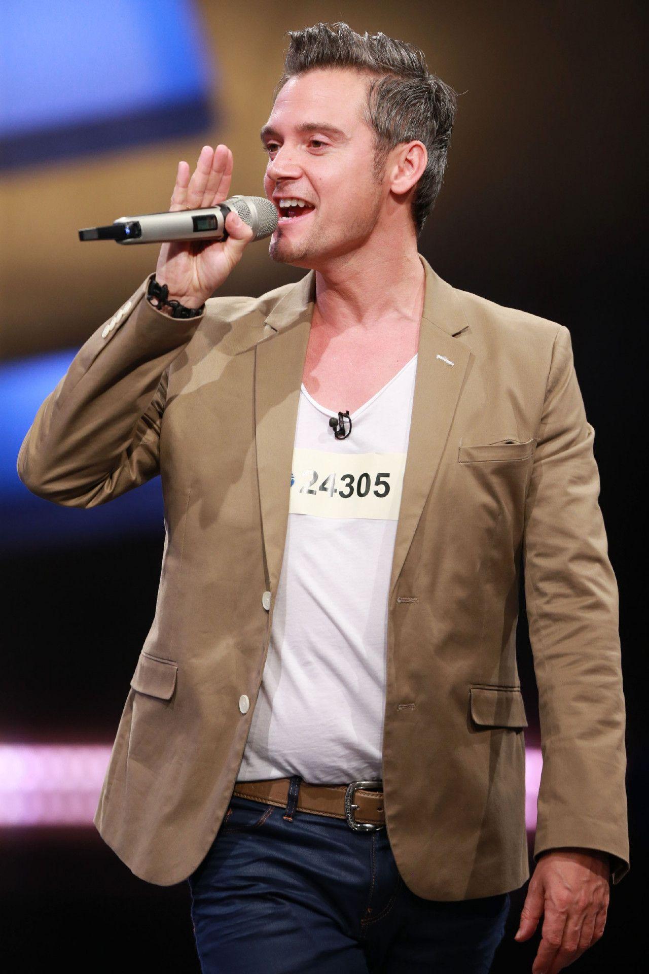 """""""Ich werde Superstar, weil ich eine bestimmte Präsenz habe. Ich habe Ausstrahlung, habe eine Stimme, bin eine Type und ich werde es zeigen"""", kündigt Marko an."""