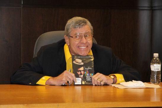 Meister der schrägen Mimik: Schauspieler, Regisseur und Produzent Jerry Lewis.