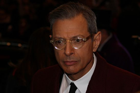 Ganz großer Hollywood-Star: Jeff Goldblum.