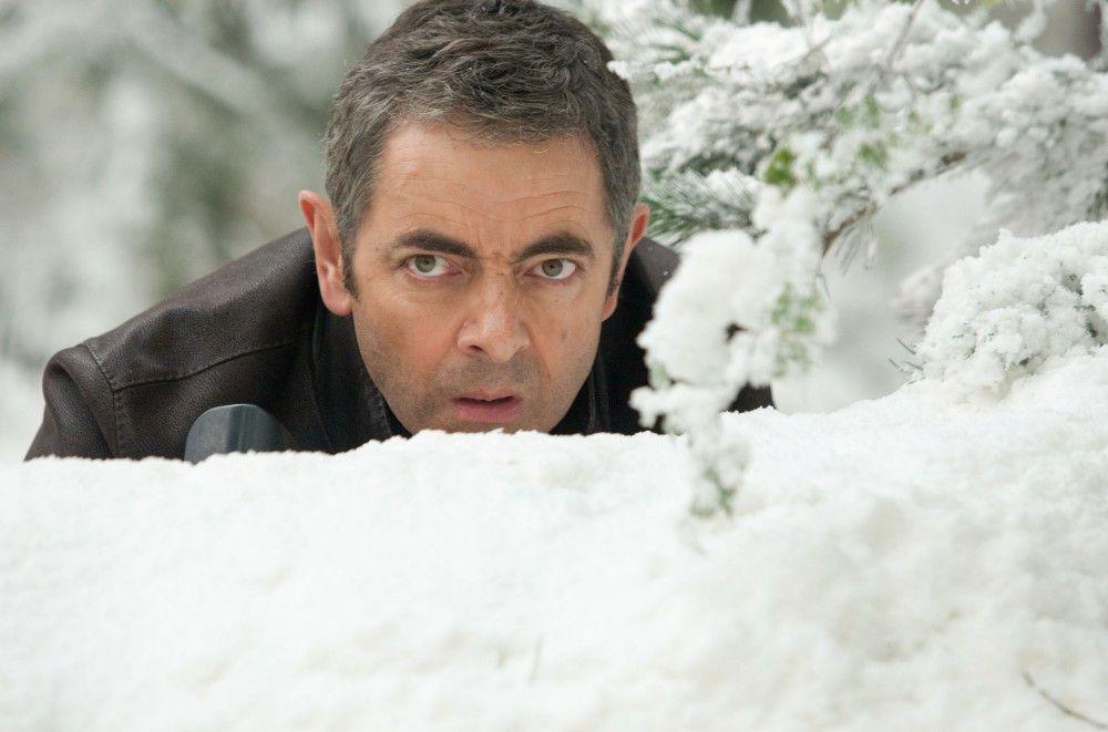 Rowan Atkinson (Johnny English).