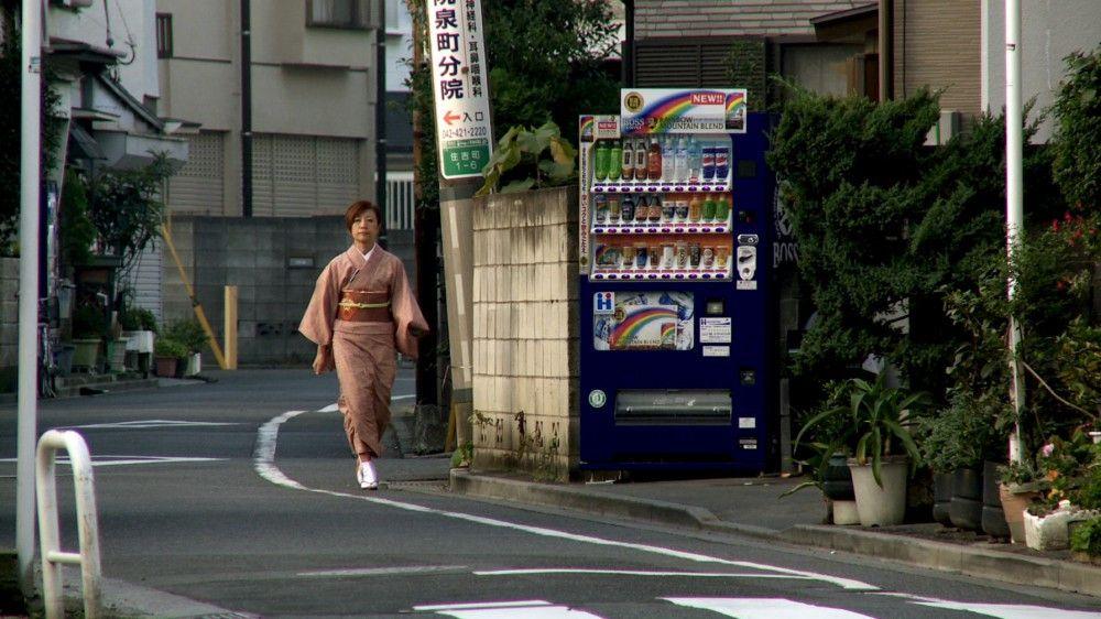 Unterwegs in Japan: Protagonistin Michiko