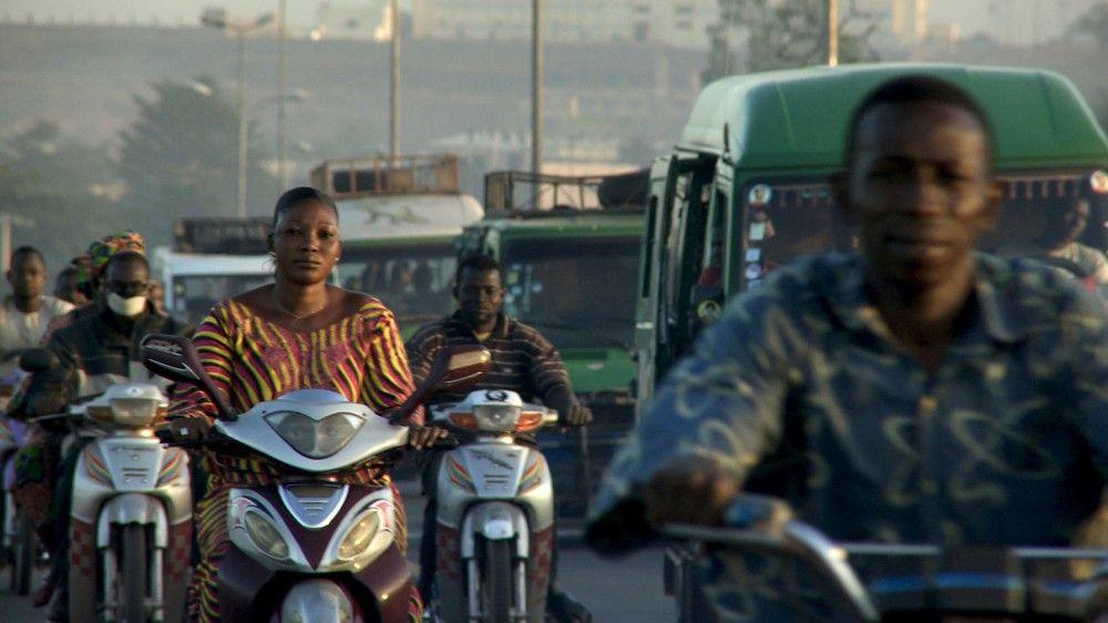 Unterwegs in Mali