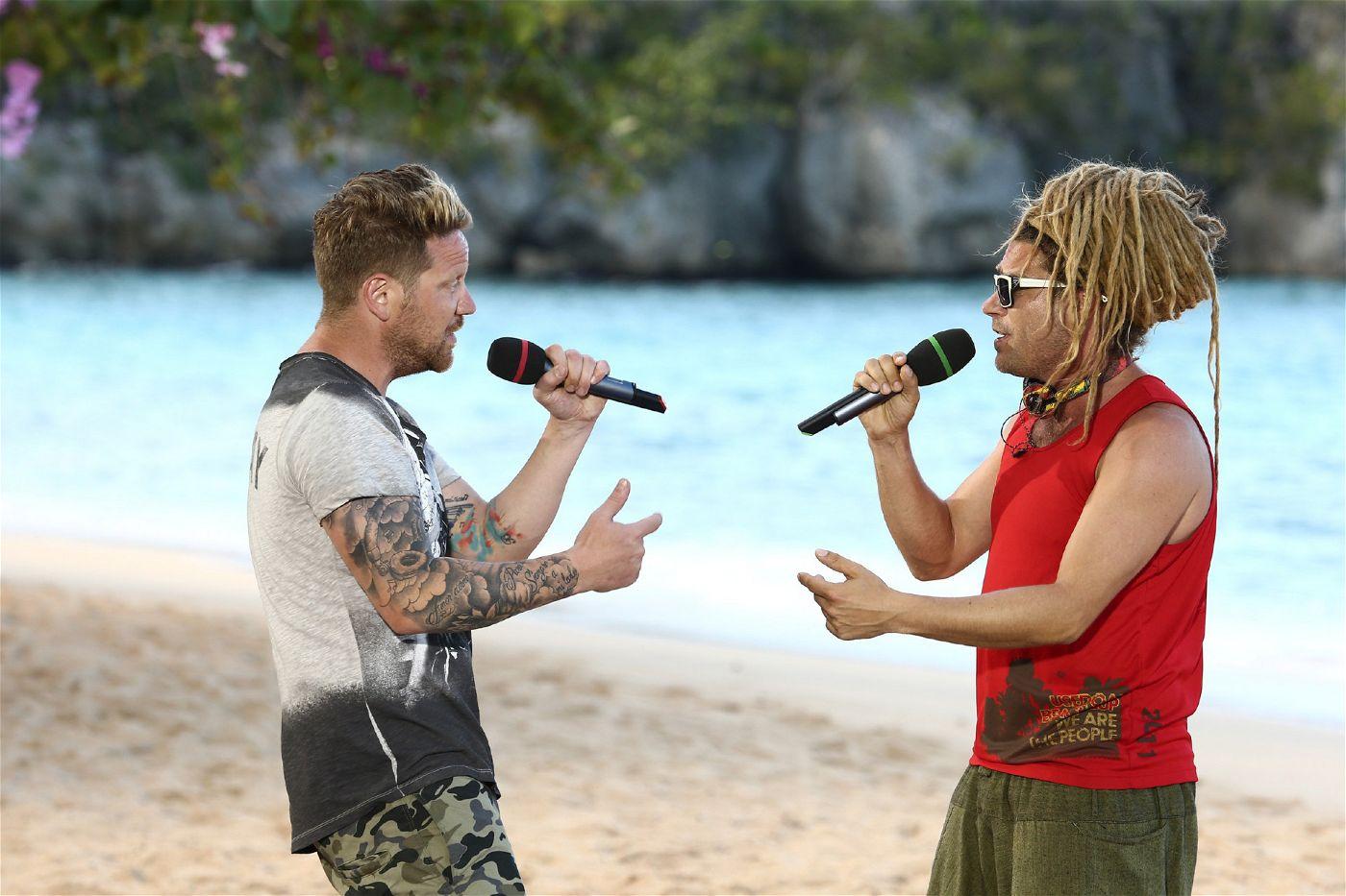 Benjamin Ondera und Thomas Katrozan treten nach Streitigkeiten bei der letzten gemeinsamen Performance erneut zusammen auf.
