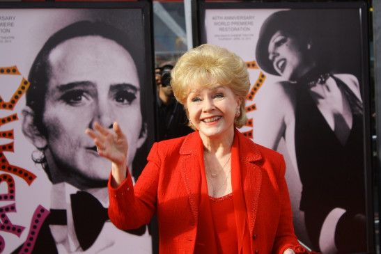 """Du sollts mein Glücksstern sein"" machte Debbie Reynolds 1952 weltberühmt."