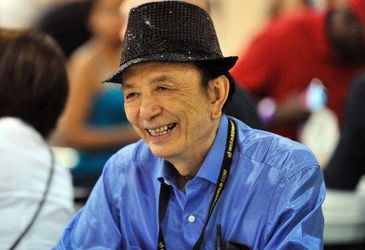 Ein wahrer Filmveteran: James Hong.