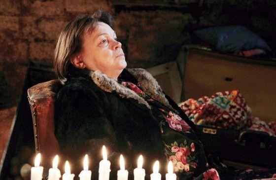 Sie hat das Leben nicht mehr vor sich: Myriam Boyer als Madame Rosa