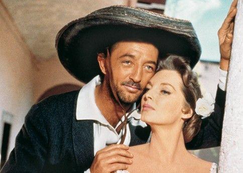 Robert Mitchum als Haudegen in Mexiko