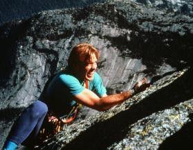 Ich komme schon oben an! Michael Biehn kämpft gegen den Berg