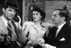 Eugene Ferguson (Cary Grant, li.) ist entführt worden. Sam Proctor (Leon Ames) rät ihm zur Flucht