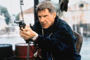 Und ich treff dich doch! Harrison Ford ist sauer