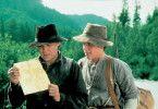 Auf Goldsuche: Klaus Maria Brandauer (l.) und Ethan Hawke