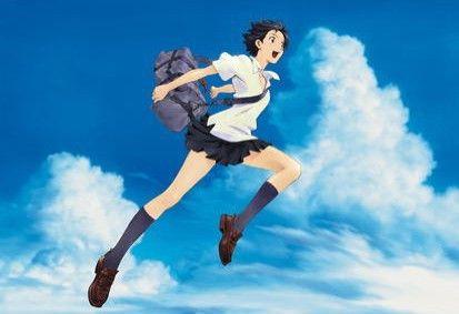 Makoto springt mal wieder durch die Zeit
