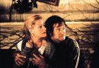 Bonnie Hunt und Robin Williams entsetzt: Wahrscheinlich ist gerade wieder eine Rhinozerosherde im Anmarsch