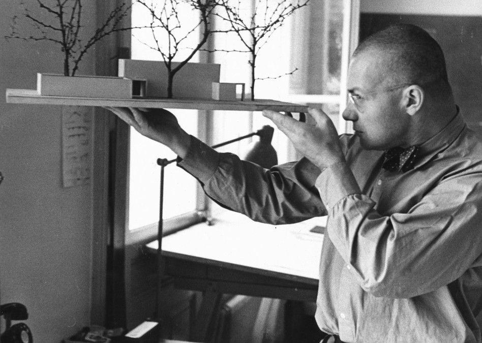Der bedeutendste Schweizer Künstler unserer Zeit: Max Bill