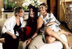 Claudia (Heloisa Perisse), Ana (Malu Mader, M.) und Andrea (Alessandra Nergrini, r.) haben eine WG gegründet
